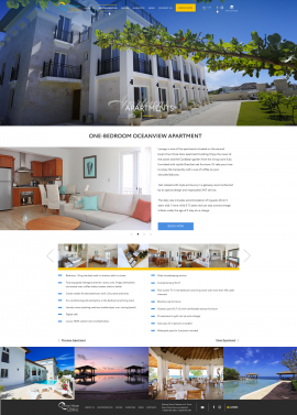 interior page design on the topic Tourism — The site of the luxury resort Ocean Village Deluxe 10